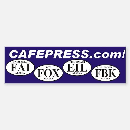 Cafepress Bumper Bumper Bumper Sticker