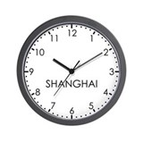 Shanghai Basic Clocks