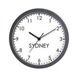 Sydney Wall Clocks