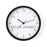 Brazil Wall Clocks