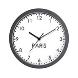 Paris Basic Clocks
