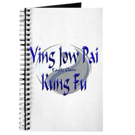 Ying Jow Pai Kung Fu Journal