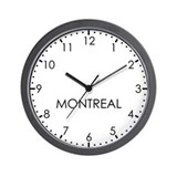 Montreal Basic Clocks