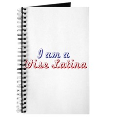 I am a Wise Latina Journal