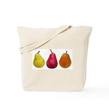 Three Pears Tote Bag