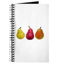 Three Pears Journal