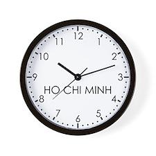 HO CHI MINH CITY Modern Newsroom Wall Clock