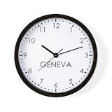 Geneva Basic Clocks