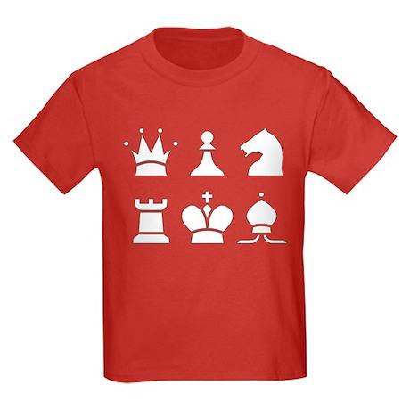 Chess Kids Dark T-Shirt