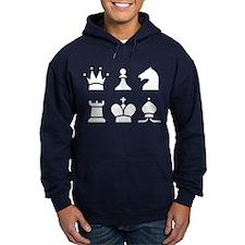 Chess Dark Hoodie