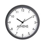 Athens Basic Clocks
