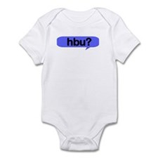 'Bubble' How About You? Infant Bodysuit