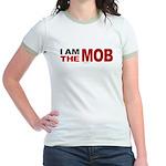 I am The Mob Jr. Ringer T-Shirt
