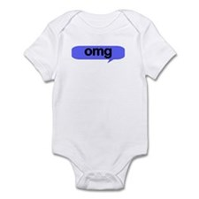 'Bubble' Oh My Gosh Infant Bodysuit