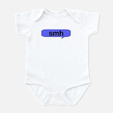 'Bubble' Shakin My Head Infant Bodysuit