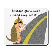 Armadillo Speed Bump Mousepad