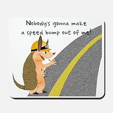 Armadillo Speed Bump Mousepad