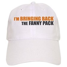 Bringing Back Fanny Pack Baseball Cap