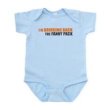 Bringing Back Fanny Pack Infant Bodysuit
