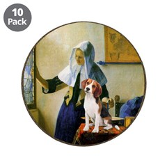 Woman w/Pitcher - Beagle 3.5