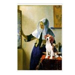 Woman w/Pitcher - Beagle Postcards (Package of 8)