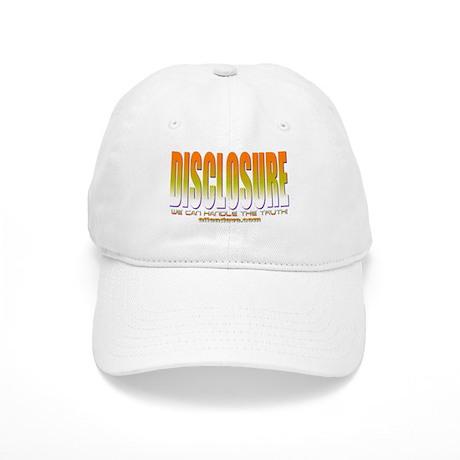 Disclosure Cap