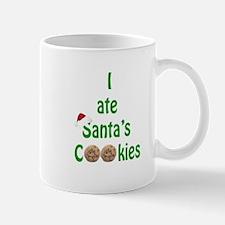 I ate Santa's Cookies Mug