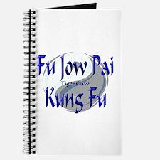 Fu Jow Pai Kung Fu Journal