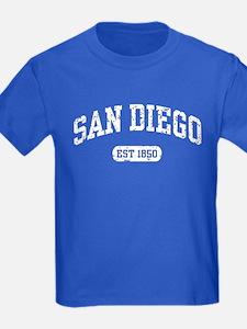 San Diego Est 1850 T