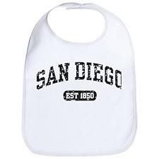 San Diego Est 1850 Bib