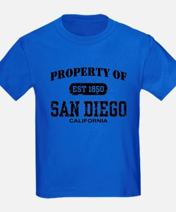 Property of San Diego T