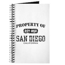 Property of San Diego Journal