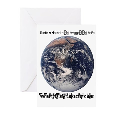 For What It's Worth Greeting Cards (Pk of 10)