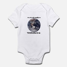 For What It's Worth Infant Bodysuit