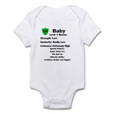 Level 1 Human Infant Bodysuit