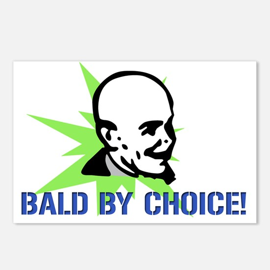Baldy Postcards (Package of 8)