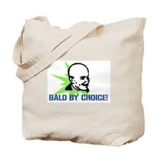 Baldy Tote Bag