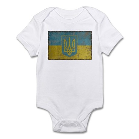 Vintage Ukraine Infant Bodysuit