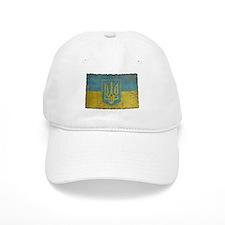 Vintage Ukraine Baseball Cap