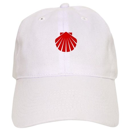 Red Scallop Cap