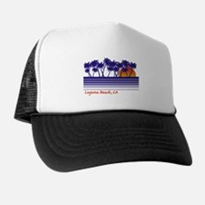 Laguna Beach, CA Trucker Hat