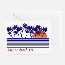 Laguna Beach, CA Greeting Cards (Pk of 10)