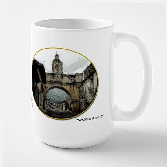 Antigua Guatemala - Large Mug