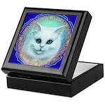 Kitty Bereavement Treasure Keepsake Box