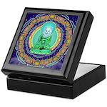 Buddha Kitty Bereavement Treasure Keepsake Box