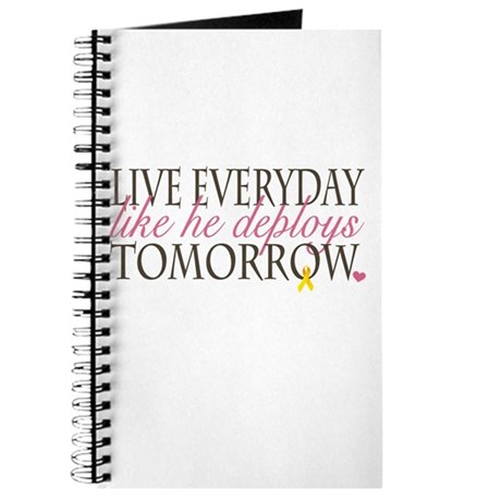 Live Everyday... Journal