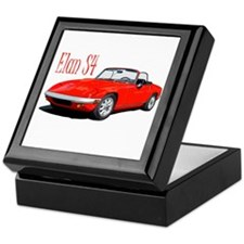 Cute Lotus racing Keepsake Box