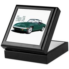 Unique Lotus racing Keepsake Box