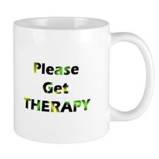 please get therapy Mug