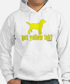 got yellow lab? Hoodie